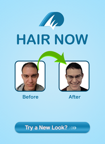 Hair Now Iphone Application